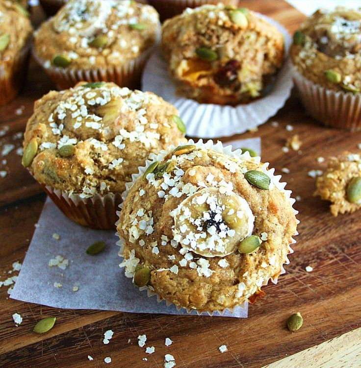 Inspired Edibles: Protein Quinoa Muffins with Fresh Apricot, Walnut and Dates {Gluten Free, Dairy Free}
