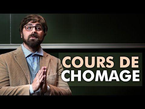 Cours de Chômage (avec Gaël Mectoob) - YouTube