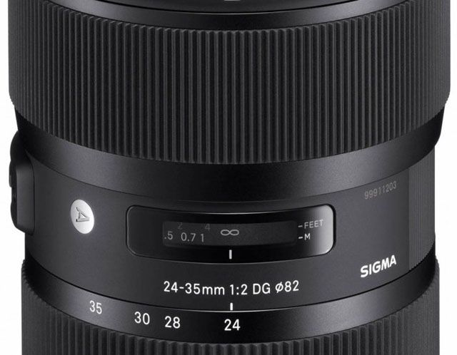 Sigma's 24-35mm f/2 Art is Like a Prime Lens that Zooms