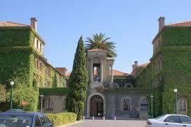 University, Cape Town