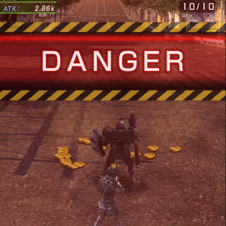 Earth Defense Force on mobile has me tapping out: There's a slight burn right now in my flexor pollicis longus. This muscle is unique to…