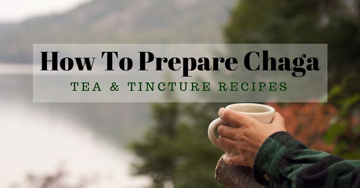 A detailed guide on how to prepare chaga at home, including easy to follow recipes for both Chaga Tea and Chaga Vodka Tincture. Click here to learn more.