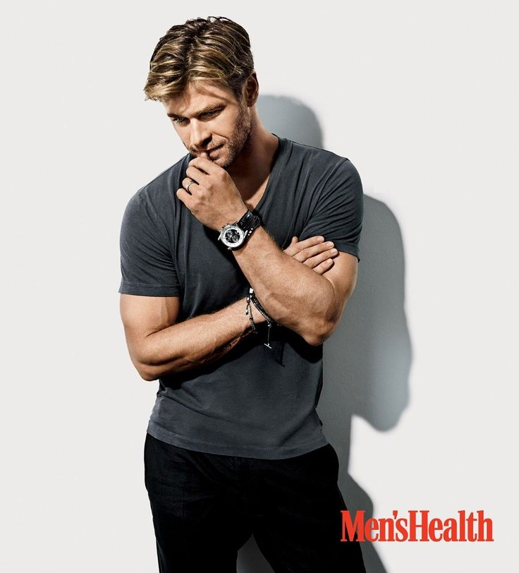 In the past year, Chris Hemsworth has appeared onscreen as an emaciated sailor, a supersized Norse god, and a fleet-footed hunter.