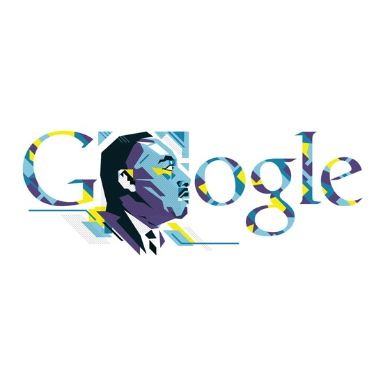 Honoring Dr. Martin Luther King, Jr.: Google Doodles Through the Years