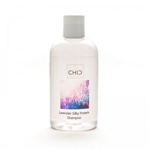 Lavender Silky Protein Shampoo Lavender Premium Silky Protein Shampoo and Conditioner with Lavender Essential oil. Buy it at CHIC STORE or wwe.chicsoaps.com
