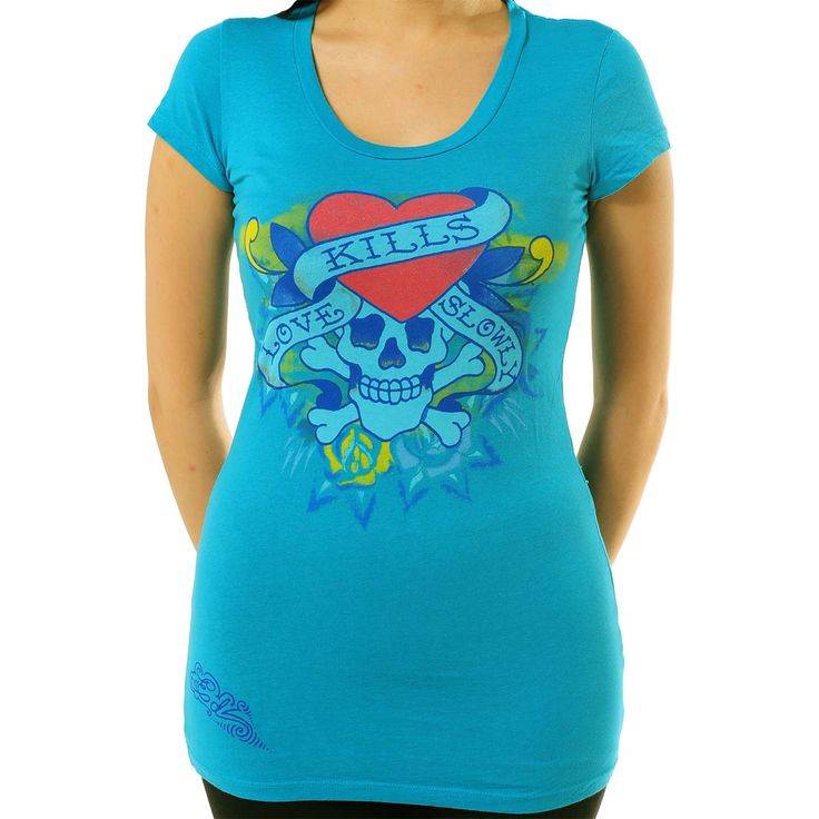 Shirts – Scoop Neck