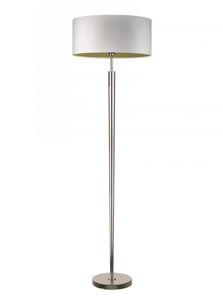 Conical Steel Floor Lamp U2013 Simple And Elegant.