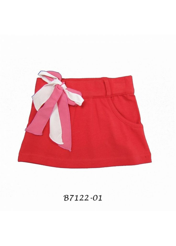 Comfy skirt - Pink Coral  Skirt above knees with sweet bow in two colours. Waistband is elasticated to make it easy to wear. Goes well with matching top/legging of LoFff collection ...