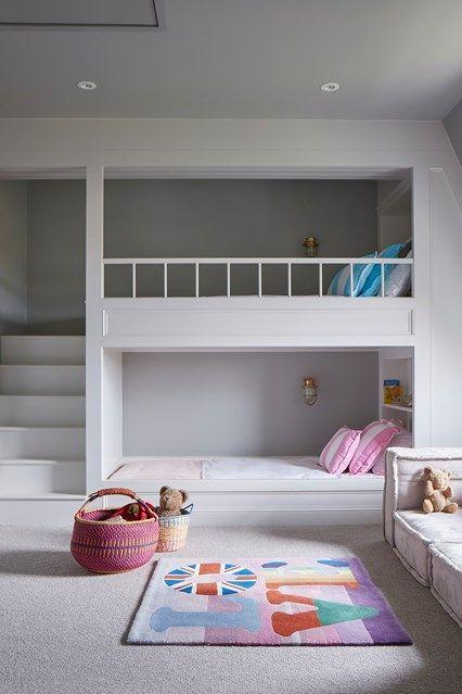 Kinderzimmer und Spielzimmer