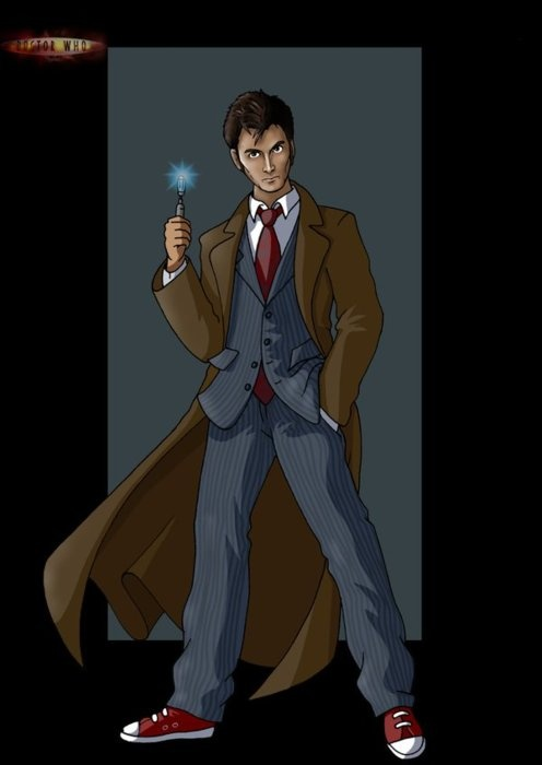 DOCTOR WHO 10BY *NIGHTWING1975