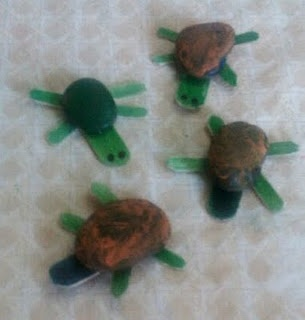 Rock Turtles | World National Turtle Day