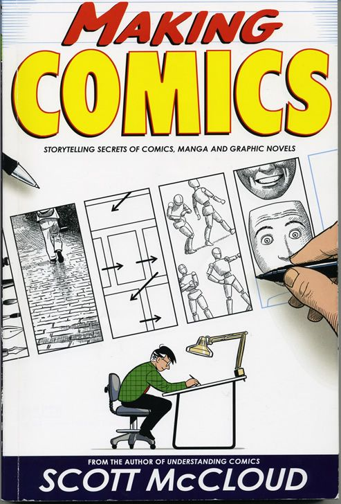 Book image Making Comics