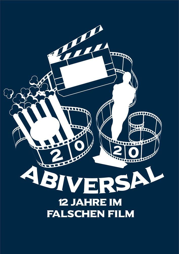 ABIversal - 12 Jahre im falschen Film - Abimotto 2021 in