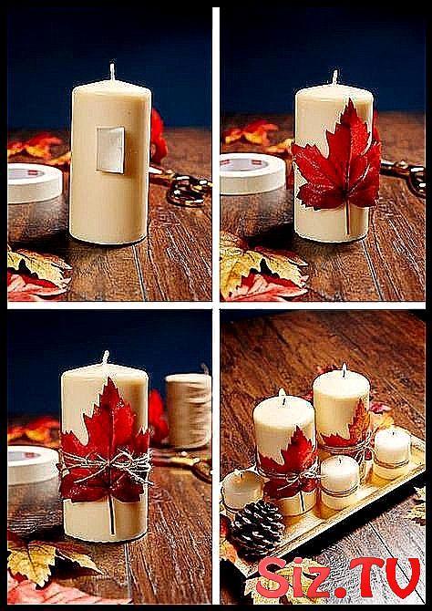 Herbstdeko selber machen – 15 DIY Bastelideen für die dritte Jahreszeit Herbstdeko selber mac…