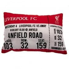 What a cute idea. Official Football Team EPL Gift  Liverpool F.C. Match Day Cushion