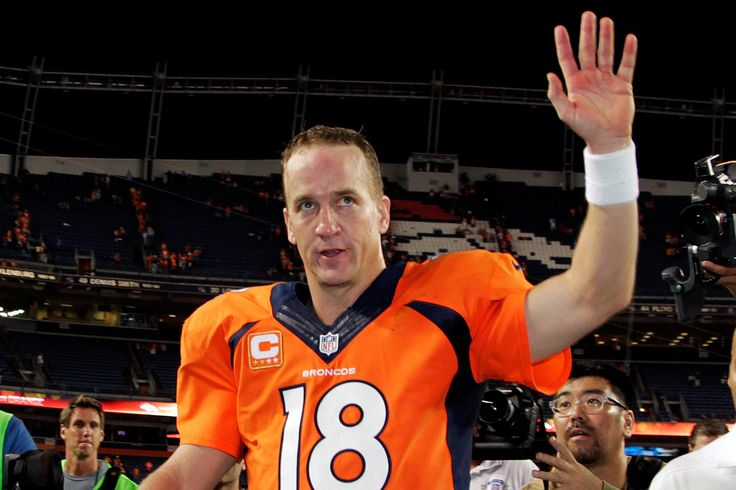 Peyton Manning: the greatest player in NFL history | New York Post