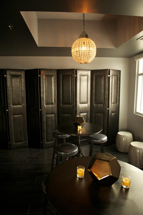 Las vegas party penthouse designed by hstudio 39 s interior for Closet doors las vegas