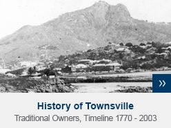 Hisotry of Townsville - Tradional Owners, Timeline 1770-02003