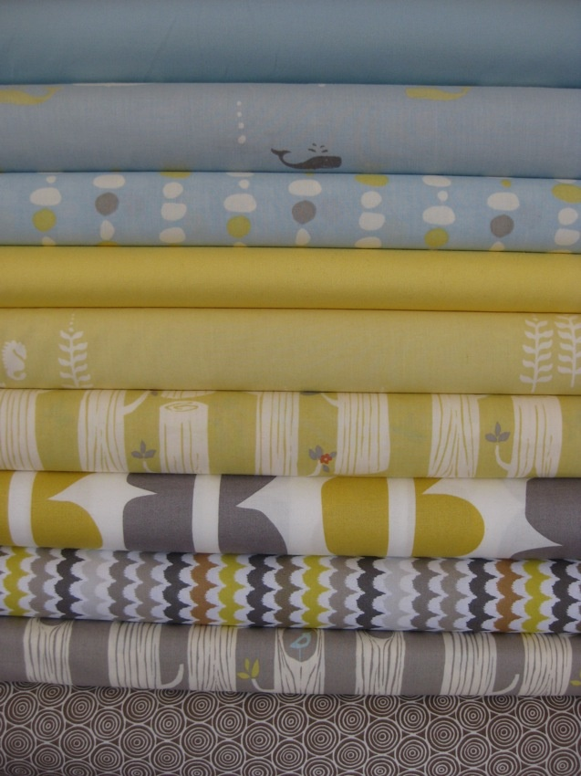 Fabricworm Custom Bundle, By The Sea 10 Total: Colors Pallettes, Bathroom Colors, Crafty, Fat Quarters, Baby'S Quilt, Quilt Fabrics, Lap Quilt, Custom Bundle, The Sea