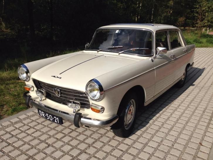 Peugeot 404 1.6 1970