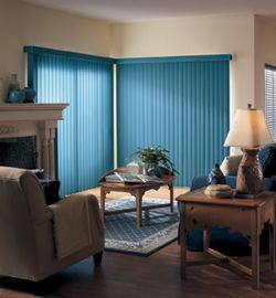 Century Vertical Blinds Group C ($$$), the Ultimate Vertical Blind Collection offers a contemporary or traditional style that is perfect for large windows ...