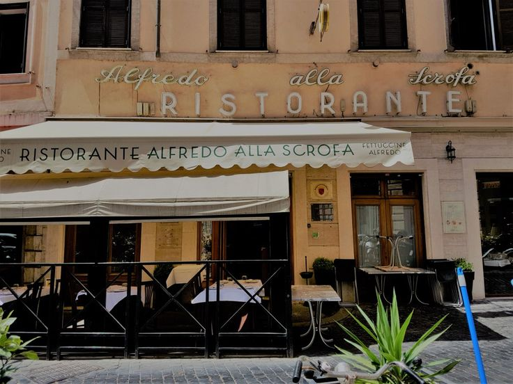 The original Alfredo sauce: How to find the real Fettuccine Alfredo restaurant in Rome - Testaccina