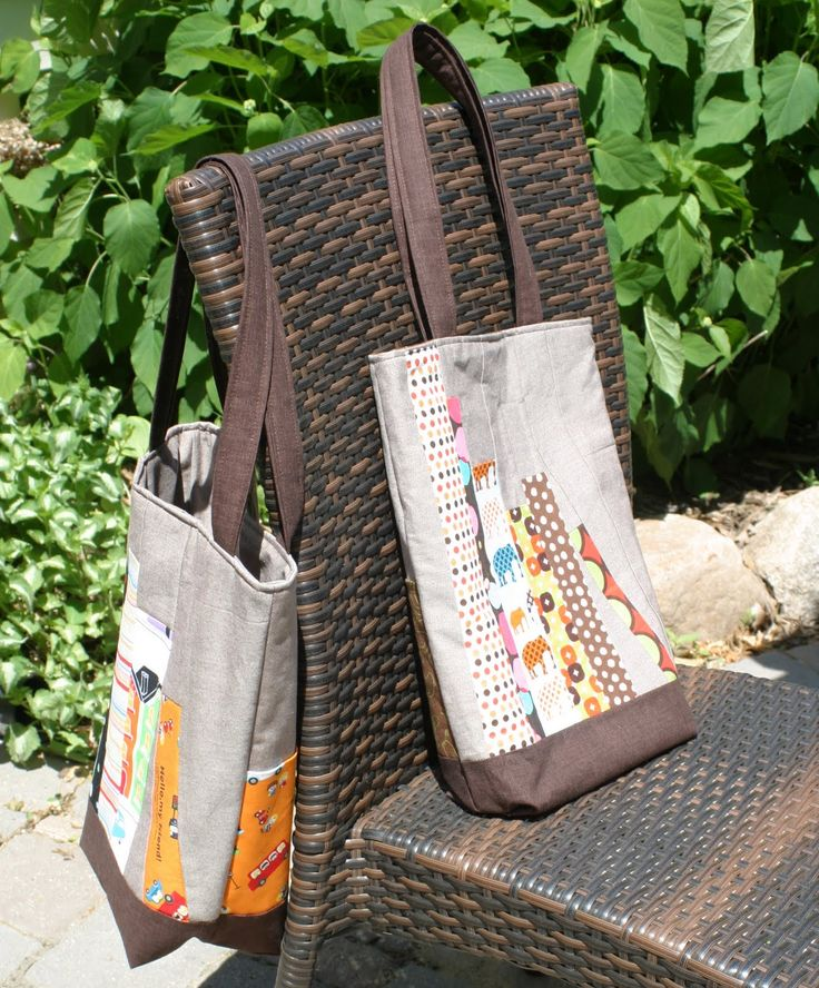 Book Bags - 15 Homemade Christmas Gift Ideas For Teachers | Cute & Fun Handmade Crafts by Pioneer Settler at http://pioneersettler.com/15-homemade-christmas-gift-ideas-for-teachers/