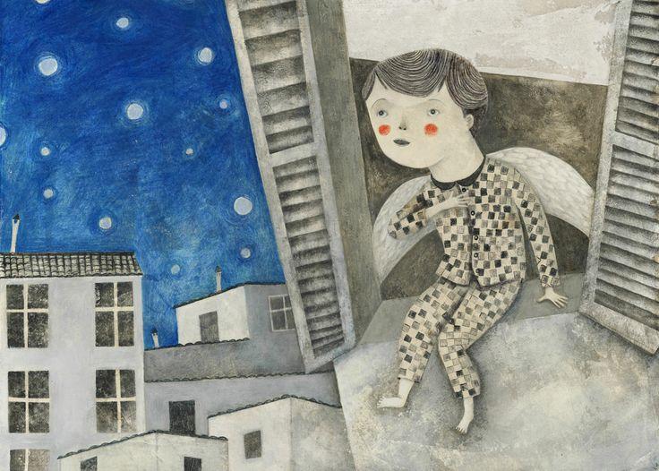 Alessandra Vitelli, illustrator