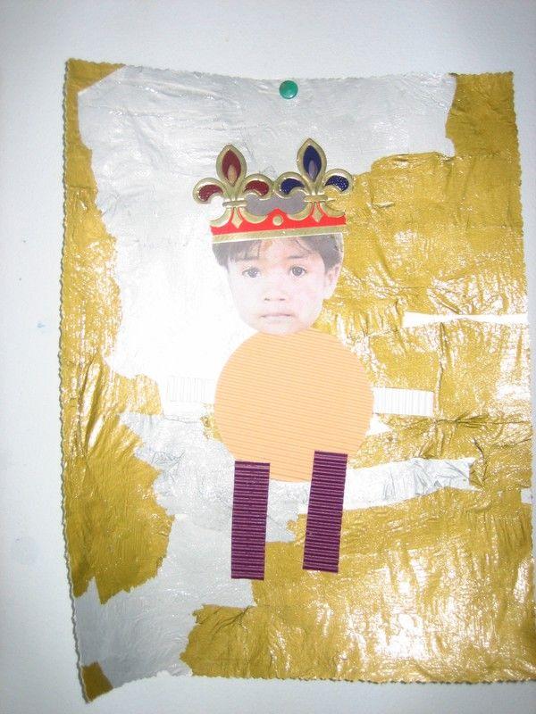 Petits rois, petites reines, PS - Estelle Maternelle