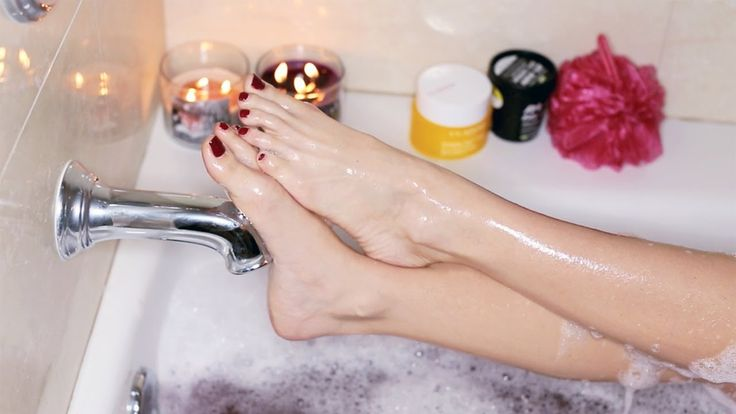 PAMPER ROUTINE | Spa Night at Home Spa nights are the best way to spend a Friday night!  Tati is so helpful!