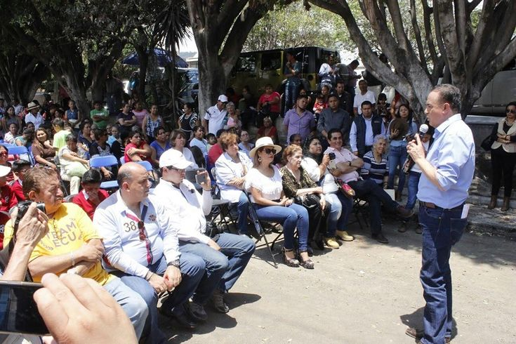 El presidente del Congreso del Estado realizó una gira de trabajo para inaugurar diversas obras; resaltó el compromiso de la LXXIII Legislatura con los michoacanos – Zitácuaro, Michoacán, 02 de ...