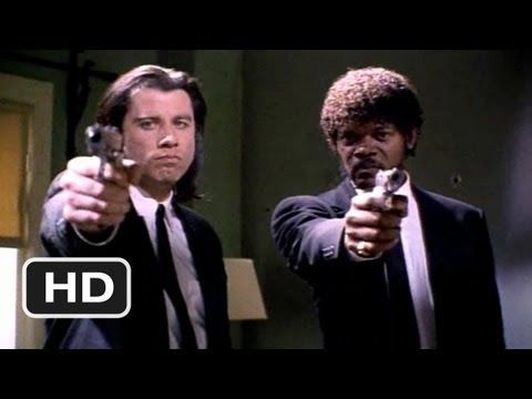Pulp Fiction Official Trailer - (1994) HD