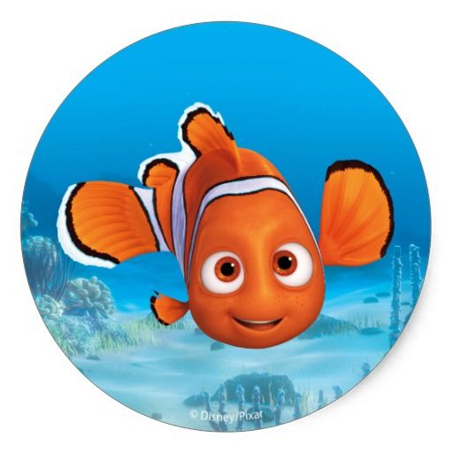 Finding Dory Nemo. Regalos, Gifts. #sticker