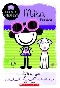 Kiki, Coco, et Lulu invitent Mika à se joindre au Club des filles du chemin du Lotus (CFCL) et organisent une fête pyjama surprise pour l'y accueillir. Mika fait de son mieux pour participer à toutes les activités du CFCL, mais Cathy Krupski sème le trouble (comme d'habitude!), et une nouvelle fille emménage dans le chemin du Lotus!