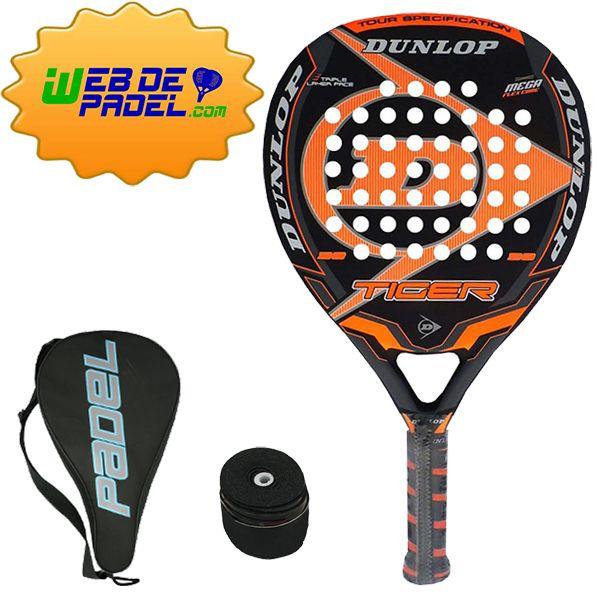 Dunlop Tiger Naranja Deportes Y Fichas