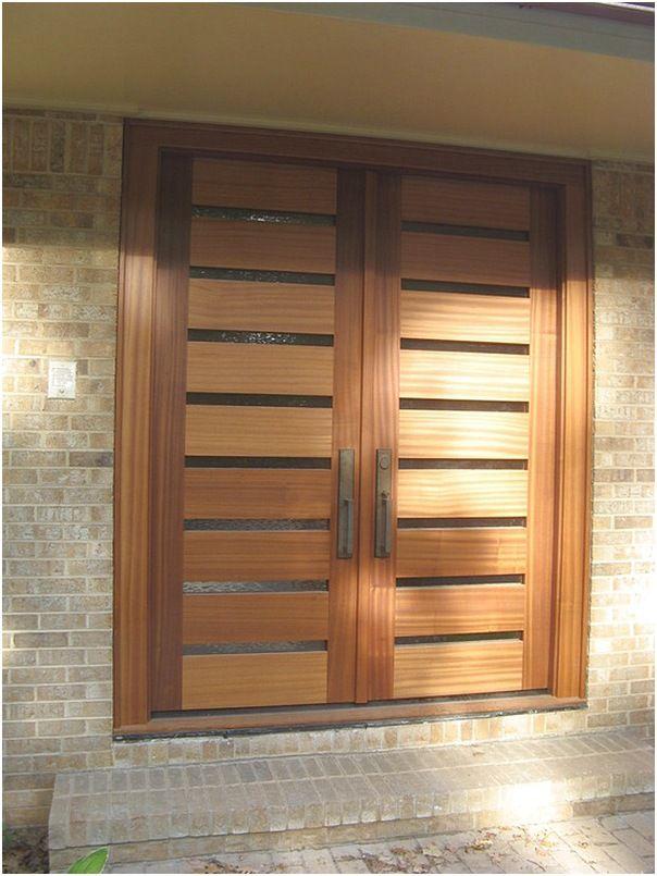 Pintu utama rumah 2 pintu terbaru