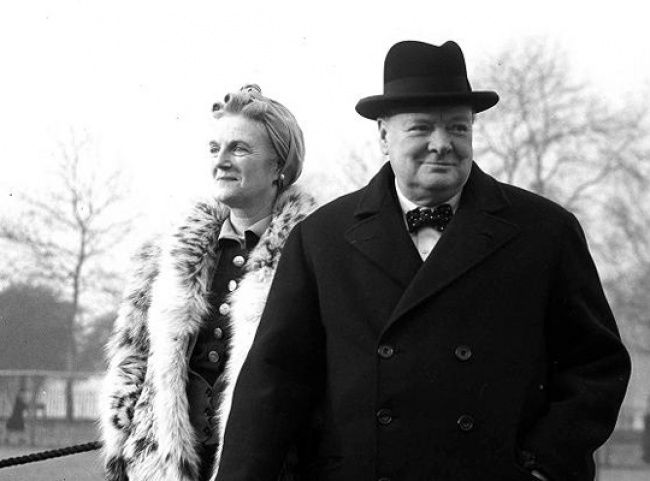 Клементина и Черчилль