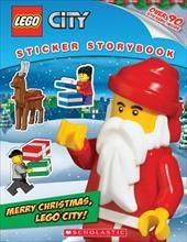 Lego City: Merry Christmas, Lego City!