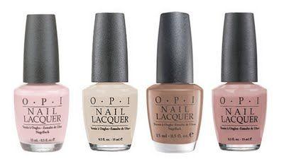 nude opi: Beautiful Cosmetics, Nude Nails, Beautiful Nails, Nails Colors, Malaysian Mists, Milk, Fashion Week, Nails Polish, Samoan Sands