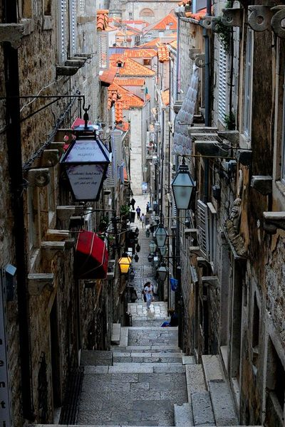Dubrovnik, Croatia #Travel #Visit #Places