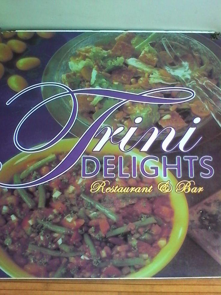 The Power Of 8: Trini Delight