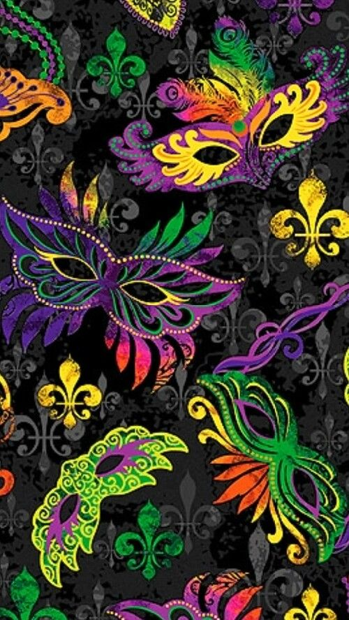 Iphone X Inspired Wallpapers Mardi Gras Background Who Needs A Phone Background