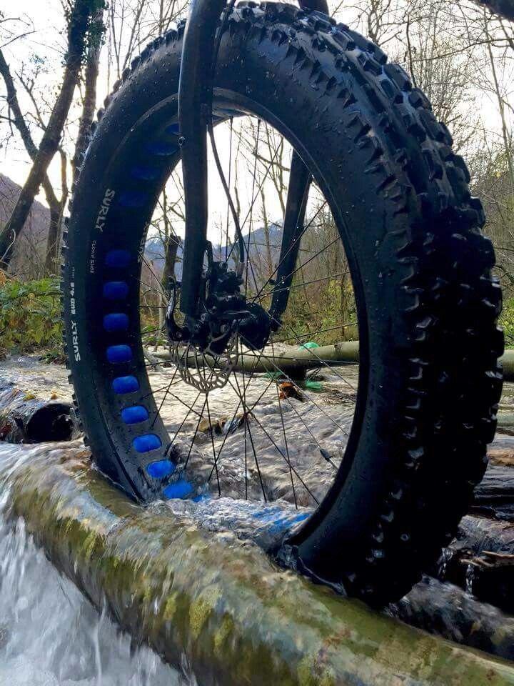 All terrain bike wheels