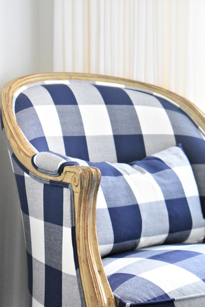 ballard designs dining chair cushions desk ikea best 25+ buffalo check fabric ideas on pinterest | curtains for sale, plaid living room and ...