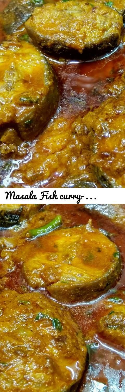 Masala Fish curry-tasty and easy recipe... Tags: Yasmin huma Khan, cook with faiza, Nisha Madhulilka, Kabita's kitchen, Zaika dilli, old Dilli, old Delhi, Delhi recipes, Bajia's Cooking Non veg Recipes, carryminati, BB ki Vines, Shan E dilli, shan e delhi, Santosh Chauhan, Pooja kitchen, pan to plate, pan to plate