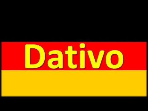 Caso Dativo [Declinação na língua alemã]