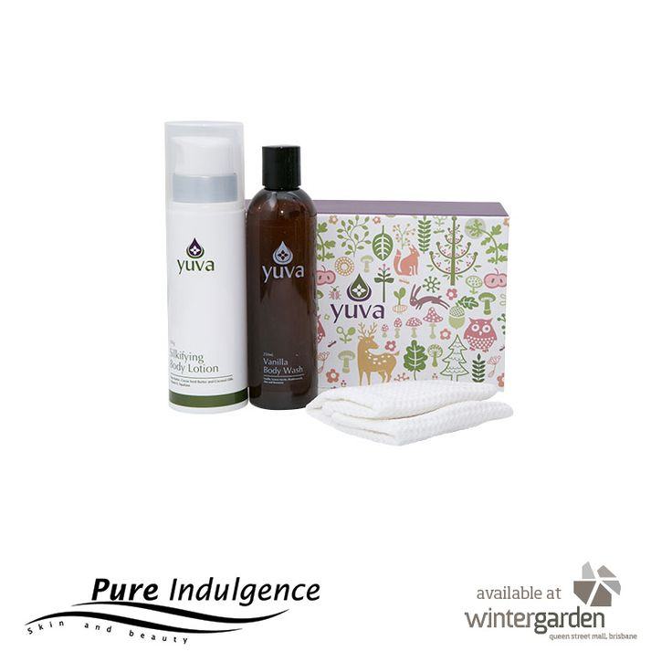 Treat Mum (or yourself) with these beautiful Yuva products!