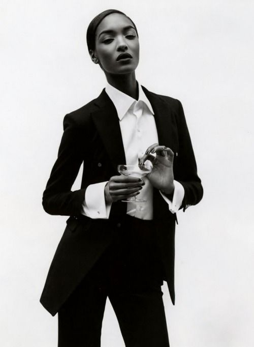 mepenelope: Jourdan Dunn by Alasdair McLellan _ Vogue UK,...