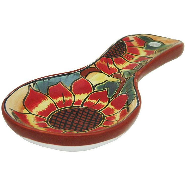 Talavera Spoon Rest