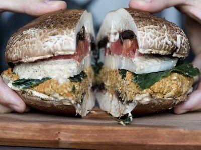 The 81 best raw vegan diet images on pinterest vegetarian raw vegan burger forumfinder Images